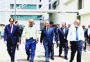 Presidente supervisa construcción de Ciudad Sanitaria Aybar