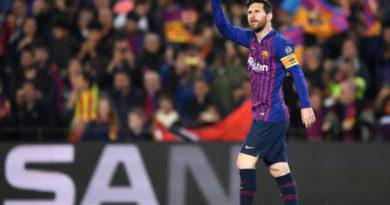 Messi entre los diez candidatos al trofeo Puskas al mejor gol de la FIFA
