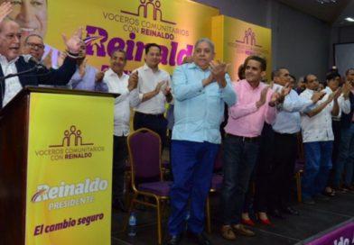 La Presidencia es último escalón que quiere subir Reinaldo