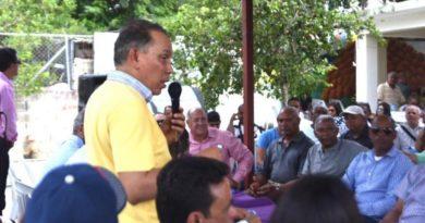 Radhamés Jiménez afirma es impresionante apoyo a candidatura de Leonel en municipios del Cibao