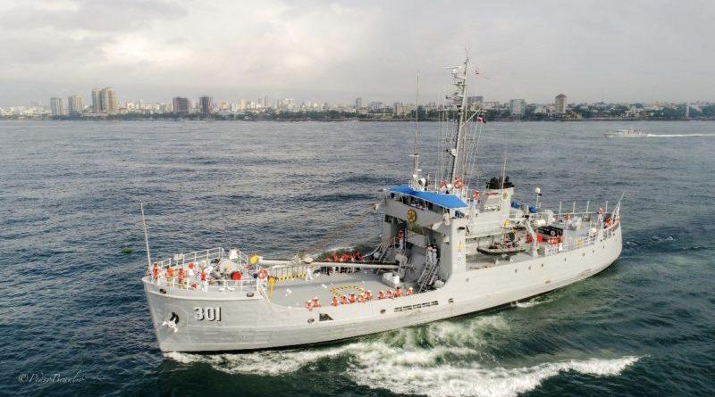 Ayuda humanitaria enviada por el Gobierno llegó ayer a Bahamas