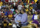 Leonel Fernández afirma que próxima gestión del PLD tiene el desafío de generar fuentes de empleos en Pedernales