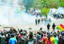 Oficilistas y opositores miden fuerzas en calles de Bolivia