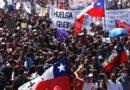 Chilenos siguen protestas que ya dejan 18 muertos