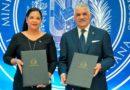 Canciller Miguel Vargas y DGCINE acuerdan Servicio Exterior promueva cine nacional
