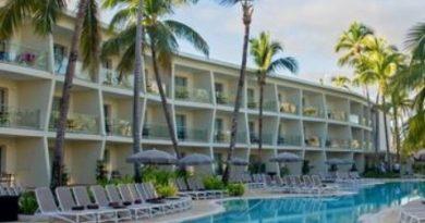 Hotel Impressive Punta Cana iza Bandera Azul
