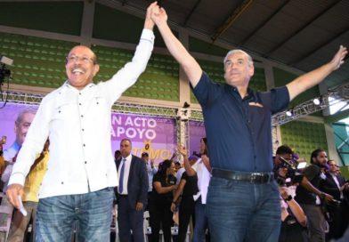 GONZALO CASTILLO RECIBE APOYO DE TODA LA ESTRUCTURA POLÍTICA Y SOCIAL DE TEMÍSTOCLES MONTÁS