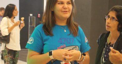 Estudiante del Lux Mundi promueve Feria STEM