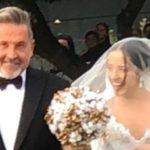 Evaluna, hija de Montaner se casó en Miami