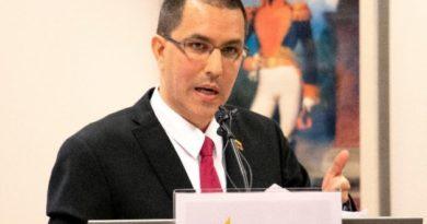 Venezuela lleva sanción de Estados Unidos a la Corte Penal