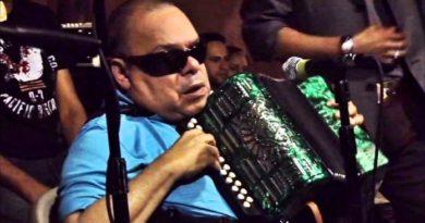 Falleció esta noche en Nueva York el popular merenguero Bartolo Alvarado, «El Cieguito de Nagua»