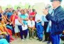 Presidente Medina asiste a productores coco de Barahona