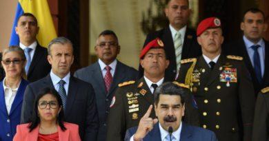 Estados Unidos acusa Maduro de terrorismo y narcotráfico