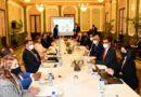 Comisiones de transición del Ejecutivo y Abinader se reúnen en Palacio Nacional