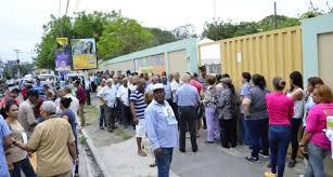 La población dejó atrás el voto tarde y acudió a recintos desde temprano