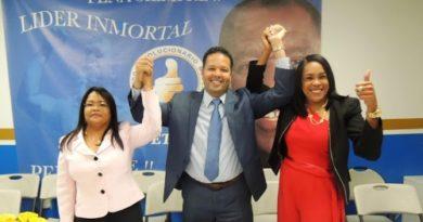 Candidatos a diputados de ultramar del PRM encabezan resultados preliminares