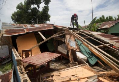 Seis comunidades permanecen incomunicadas y 172 viviendas afectadas por Isaías