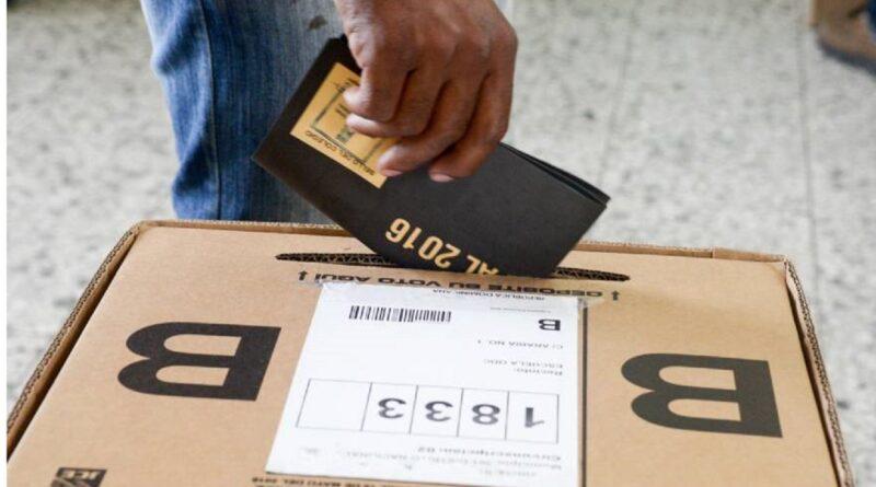 JCE gastó mas de nueve millones de pesos en cuatro elecciones en el 2020
