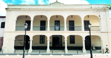El Palacio de Borgellá es uno de los más emblemáticos y significativos de la parte colonial #SDQPeriodicodominicano