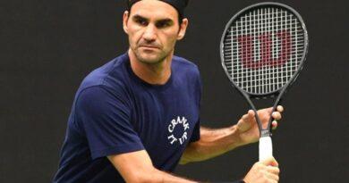 Federer deja con el 'moño' hecho al Abierto de Miami #SDQPeriodicodominicano