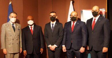 Embajada Dominicana en Corea celebra evento #SDQPeriodicodominicano