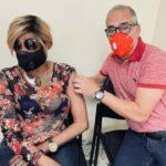 «Hay fefita pa rato», la reacción de Fefita La Grande al vacunarse de Covid-19 #SDQPeriodicodominicano