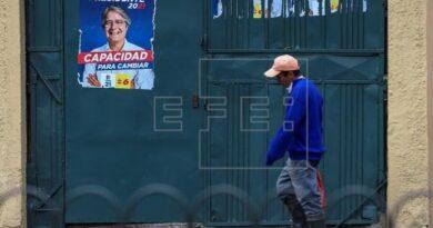 Jornada de reflexión en Ecuador ante una elección entre izquierda o derecha #SDQPeriodicodominicano