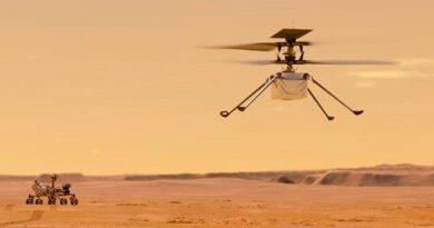 La NASA pospone histórico vuelo de su helicóptero Ingenuity en Marte #SDQPeriodicodominicano