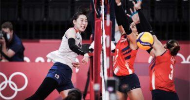 República Dominicana y Argentina caen en voleibol femenino de Tokio 2020#SDQPeriodicodominicano