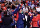 Las Reinas del Caribe se imponen 3-0 ante Cuba#SDQPeriodicodominicano