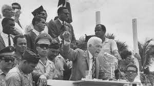 Conmemoran 60 aniversario del retorno de Juan Bosch al país#SDQPeriodicodominicano